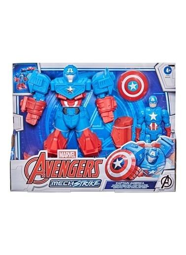 Hasbro F1668 Avengers Iron Man Ultimate Mech Suit / +4 Yaş Renkli